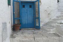 Italian Windows, Balconies and Doorways / Picturesque windows, balconies and doorways in various Italian towns