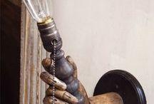 steampunk lamps atc