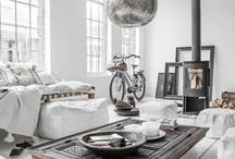 Scandinavian interior design and not only / Enjoy the beauty