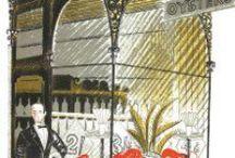 Eric Ravilious / Illustrations by the English illustrator
