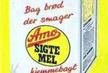 Gamle  Amo  bageopskrifter. / Gamle  Amo  bageopskrifter.