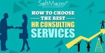 HR Consulting Services / The human resource consulting industry has emerged from management consulting and addresses human resource management tasks and decisions. We at SoftMozer Business Consulting offers professional HR support and employer services, including HR audits, HR services and help with employment law compliance