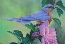 Art  by Leslie Macon   ( oil )