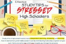 Highschool Classrooms / study habits, handling stress, organization,