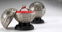 Geek and Thematic Ring Boxes / Exclusive and High Quality Geeky and Thematic Ring Boxes by Urbano Rodriguez