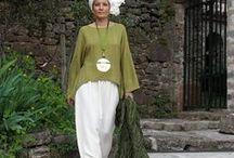 Linen fashions