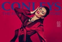 Conleys Magazin || September 2012 || Cover / New Passion