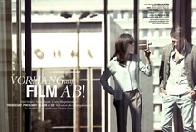 ZALANDO Magazin || Vorhang auf, Film ab! || September 2012