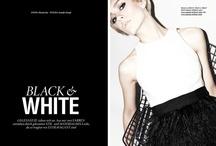 ZALANDO Magazin || Black & White || September 2012