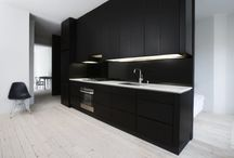 Interiors//Kitchens
