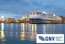 GNV Fleet / GNV was established in 1992. Now GNV fleet consists of 9 ferries designed to carry passengers with cars and commercial vehicles in the Mediterranean: La Suprema, La Superba, Excellent, Fantastic, Splendid, Majestic, SNAV Toscana, SNAV Sardegna and SNAV Lazio.  Our ships include the following services: à la carte restaurant, coffee shop, shopping center, discotheque, photographer, swimming pool, children's room, games room, slot machines, conference centre, meeting room, chapel and library.