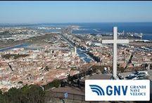 Destination - Sète (France) / Grandi Navi Veloci operates 2 routes from/to Sète: Sète-Tangiers Sète-Nador
