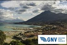 Destination - Termini Imerese (Sicily) / Grandi Navi Veloci operates 1 route from Termini Imerese: Termini Imerese-Civitavecchia