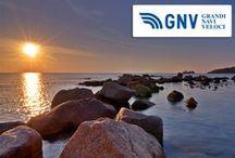 Destination - Porto Torres (Sardinia) / Grandi Navi Veloci operates 1 route to Porto Torres: Porto Torres - Genoa