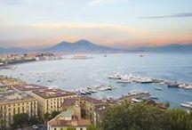 Destination - Naples (Campania) / Grandi Navi Veloci operates 1 route from Naples: Naples – Palermo
