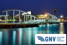 Destination - Barcelona (Spain) / Grandi Navi Veloci operates 2 routes to Barcelona: Genoa - Barcelona Tangeirs - Barcelona