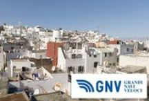 Destination - Tangier (Morocco) / Grandi Navi Veloci operates 3 routes to Tangier:   Genoa-Tangier,  Barcelona-Tangier,  Sète-Tangier