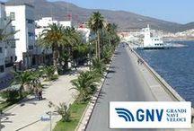 Destination - Nador (Morocco) / Grandi Navi Veloci operate one route from/to Nador: Sète-Nador
