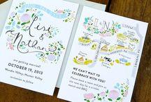 Wedding invitations <3