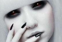 Halloween Nail Art / Halloween nail art designs