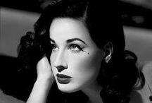 Dita Von Teese / I love Dita Von Teese... so beautiful and talented