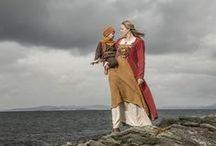 Viking / Inspiration. I like wool.