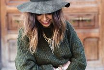 HUMANIC • FALL in love / leaves in all colours, boots and cool outfits - hello autumn