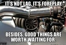 Gearhead: Humor/Funny/Memes / Being a gearhead comes with certain laughable elements like caring more about race season than football season or the inevitable brand vs brand jokes. Here is a great collection of gearhead related humor and gearhead memes