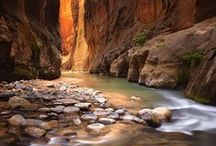 Beautiful Utah / Utah - I live in the mountains of Utah. I love the diversity of this state. We have 46 state parks and 5 national parks.