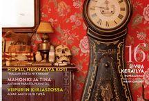 Glorian Antiikki 2013-2014 / Antiikki & Designin edeltäjä.