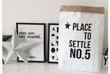米袋リメイク&ペーパーバッグ / 米袋をリメイクして、オリジナルのペーパーバッグが作れます♡