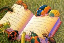 Children's Books & Illustrations / Children's Books and Children's Books Illustrations - Supporting children book authors and illustrators. Sharing fun children's books reading ideas.