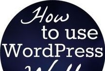 WordPress Know How / WordPress, what works! WordPress is a fabulous platform for any type of website.  Here you will find WordPress Know How.