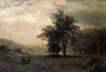 Art - Albert Bierstadt