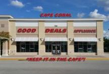 Our Store / Welcome to our store at: 1780 Pine Island Rd NE, Cape Coral, FL 33909