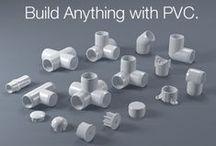 PVC-Pipe transformations