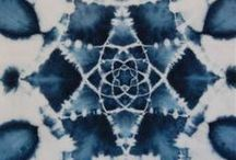 Needlework (dyeing)