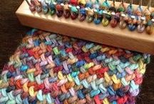 Weaving, macramé & co