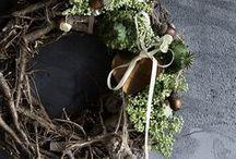 Home deco (wreaths)