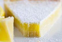 Recipes (cakes, pies, tartes & co)