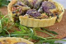 Recipes (quiches, tartes & co)