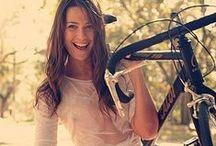 girl&bike