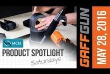 MCM Product Spotlight Videos / Collection of the MCM Electronics Product Spotlight Videos. Stay tuned for a new video every Saturday!  / by MCM Electronics