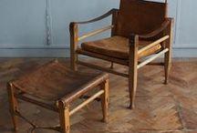 Tanskalaiset tuolit Danish chairs