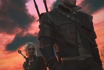 """Witcher arts ❤ / """"Jeżeli mam wybierać między złem a złem, to wolę nie wybierać wcale"""" ~ Geralt of Rivia"""