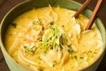 Recipes (soups)
