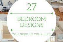 Spring Bedroom Interior Ideas.