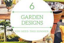 Summer Garden Interior Ideas