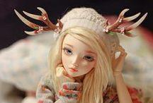 BJD & Dolls / Parce que les dolls c'est une passion qui fait rêver et rends accro à la résine.