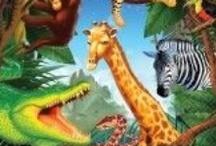 Safari / Pomysły na zabawę w stylu safari